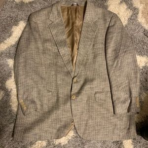 BILL BLASS sport coat!  Measurements in pics SALE!